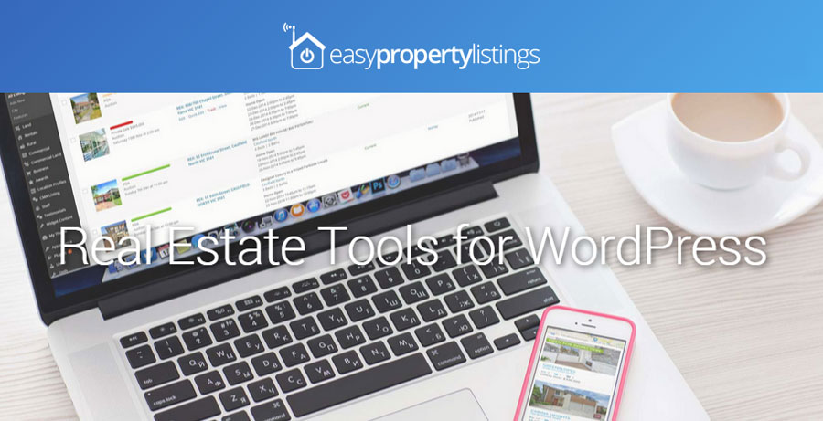Easy Property Listings free real estate plugin for WordPress