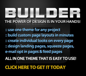 iThemes Builder Theme Framework for WordPress websites