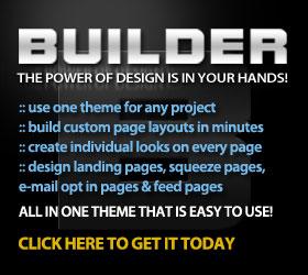 iThemes Builder Theme Framework for WordPress websites